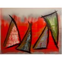 Burning-Tents